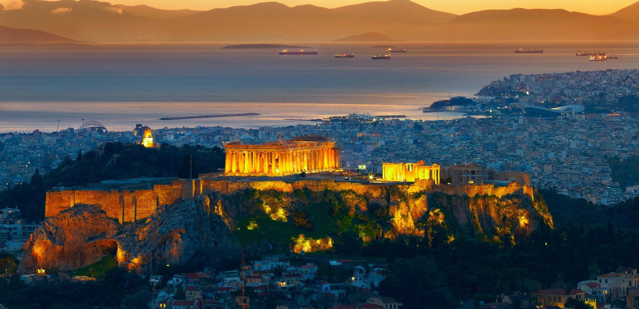 BEST ROOFTOP BARS IN ATHENS - Unique Destination